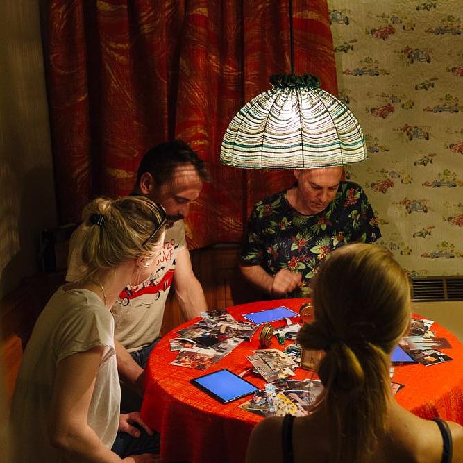 Nyolc szoba, nyolc történet az emberi élet végéről